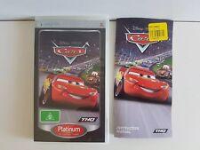 PSP - Disney Pixar CARS - SONY PSP