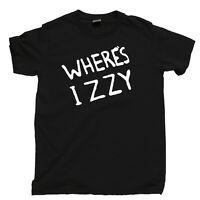 Wheres Izzy T Shirt Stradlin Axl Slash Don't Cry Tee