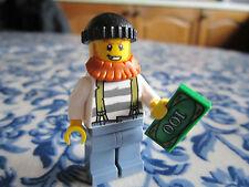 brand new robber, lego city 60068.