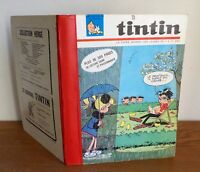 Reliure editeur Journal de TINTIN N°73 edition belge de 1966 BE
