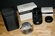 Sigma AF 24-105mm f4 DG OS HSM Art Lens Canon EF / Sigma UD-01 Dock OPEN BOX