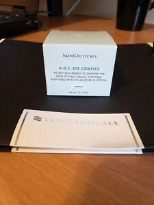 SkinCeuticals AGE Eye Complex 0.5oz NIB 100% Genuine w/Free Priority Shipping
