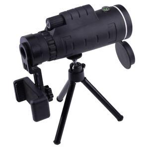Monocular Teleskop Prisma Hohe Energie Umfang für Camping BAK4 Vogelbeobachtung