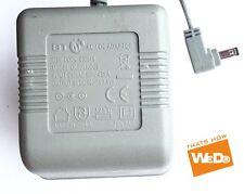BT AC/DC ADAPTADOR CORRIENTE G060030D25 030648 6VDC 300mA 1.8VA ENCHUFE RU