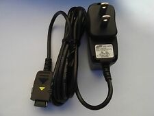 Lot of 5 New OEM Samsung Cell Phone Travel,Wall Charger Model TAD037JBE