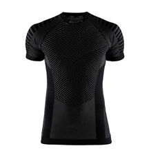 Functional Shirt CRAFT Intensity, Men's, Compression, short Sleeve, Black Grey