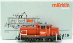 Marklin 37649 Digital Diesel Hydraulic Switch Locomotive LN/Box