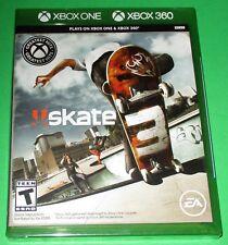 Skate 3 Xbox One + Xbox 360 *New! *Sealed! *Free Shipping!