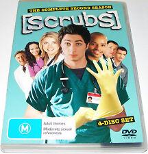 SCRUBS-- The Complete Second Season--- (DVD 4 Disc Set)