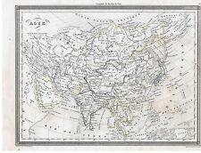 Карты Азии