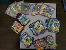 Huge Lot Of 100+ 1999-2000 Digimon Card Game Cards- TCG First Editions