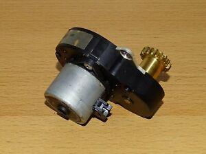 Saeco Primea, 12000068 Getriebe SAIA zu Multifunktionsventil