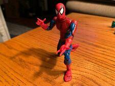 """2001 Marvel Spider-Man Super Poseable 6"""" Figure Legends"""
