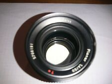 Carl Zeiss T* 50mmF1.4 Planar made in Germany for Weber SL75 mega rare