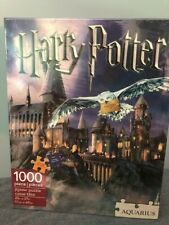 Harry Potter Hogwarts Hedwig With Letter 1000 Piece Family Jigsaw Puzzle New