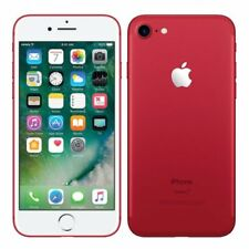 Apple iPhone 7 256GB A1660 GSM Unlocked Smartphone-Red-Mint