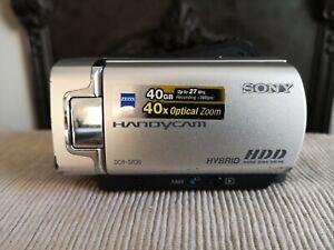 Sony Handycam DCR-SR36E HDD Digital Video Camera Recorder Camcorder - No Charger