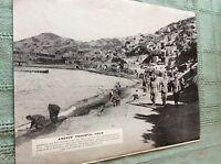 m10a ephemera ww1 picture anzac cove 1915 australians walk