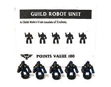 Epic - Squat guild robot (painted) - 6mm