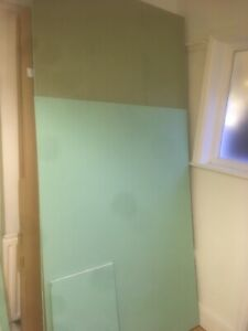 Moisture Resistant Plasterboard 2400x1200 12.5mm Thick