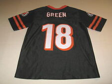 A.J. Aj Green Cincinnati Bengals #18 Nfl Football Jersey Nice! Youth Medium 8 10