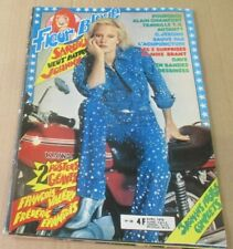 sylvie vartan magazine fleur bleue 1975 karen cheryl mike brant