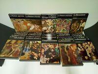27 Volúmenes Histoire de La Pintura Ediciones Encuentro Lausanne 1965 Completo