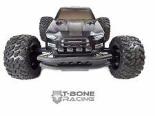 TBR XV4 10052 Front Bumper w/LED Lights Licht Arrma Big Rock T-Bone Racing