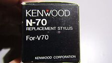 Kenwood Replace STYLUS / NEEDLE N-70 for V-70 RECORD PLAYER/DECK/TURNTABLE