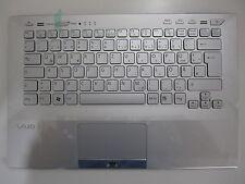 Sony Vaio VPCS Series Palmrest Touchpad Tastatur (DE) 9Z.N6BBF.10G  9Z.N6BLF.101