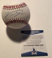 VICTOR ROBLES SIGNED OFFICIAL MLB BASEBALL WASHINGTON NATIONALS AUTO+BECKETT COA