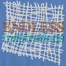"6""x6"" Endless Inspirations Stencil, Cheesecloth - Free US Shipping"