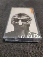 Madvillain Madvillainy MF DOOM Madlib Cassette Tape Sealed