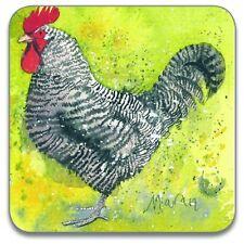 Alex Clark  Hen / Chicken - Maran Coaster