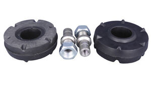 Front strut spacers 30mm for Holden ASTRA, CASCADA, CRUZE, TRAX Lift Kit