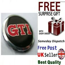 Badge Logo Emblem Sticker to GTI VW SEAT Key Fob Case Golf Ibiza Leon Fabia Polo