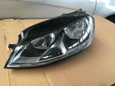 Volkswagen Golf VII 2015 Front headlight headlamp 5G2941005 DVR467
