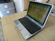 HP Pavilion TX1000 TX1210US Laptop For Parts Posted Bios No Hard Drive *