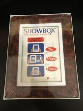 Showbox THE MAGIC FRAME Made in Switzerland NEW In Box One Frame Holds 40 Photos