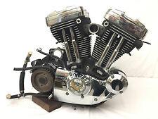 HARLEY DAVIDSON 2001 XL1200 CUSTOM SPORTSTER RUNNING MOTOR ENGINE - 7,619 MILES!