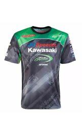 Quattro Kawasaki T-Shirt MotoGP, Genuine, 1st Class RoyalMail