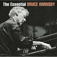 BRUCE HORNSBY (ESSENTIAL - GREATEST HITS 2CD SET SEALED + FREE POST)