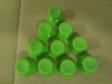 BRAND NEW 10 GREEN X BOX ANALOG CONTROLLER THUMBSTICKS