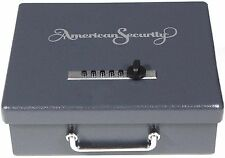 American Security AMSEC PS1210HD Handgun Safe Steel Pistol Box Conceal Gun