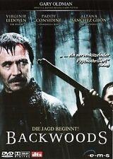 Backwoods - Die Jagd beginnt ( Thriller-Drama ) Gary Oldman, Paddy Considine NEU