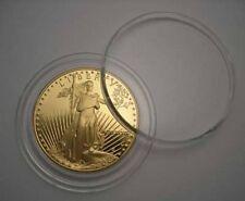 20 27mm Air-Tite Air Tite Airtite Coin Capsules for 1/2oz Gold Eagle H27