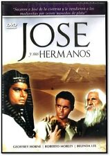SEALED - Jose y Sus Hermanos DVD NEW The Bible - La Biblia BRAND NEW