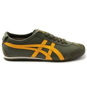 ONITSUKA TIGER Mens Mexico 66 Trainers Green