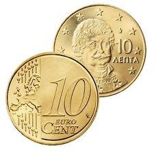 Ek // 10 Cent Grèce # Pièce Nueve : Sélectionnez une Année :
