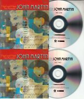 JOHN MARTYN Head & Heart: The Acoustic UK numbered promo test 2-CD LOW NUMBER